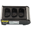 Multi Battery Charger for TaskBook Handgrip Batteries (3 slots)