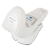 Wireless Charging Base Station, BT, USB/RS-232/Wedge Multi-Interface, White